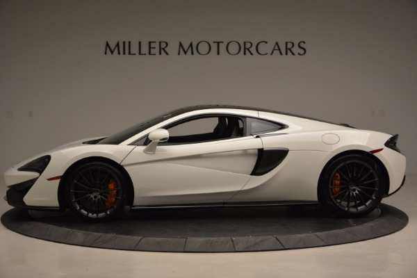 Used 2017 McLaren 570GT for sale Sold at Alfa Romeo of Westport in Westport CT 06880 3