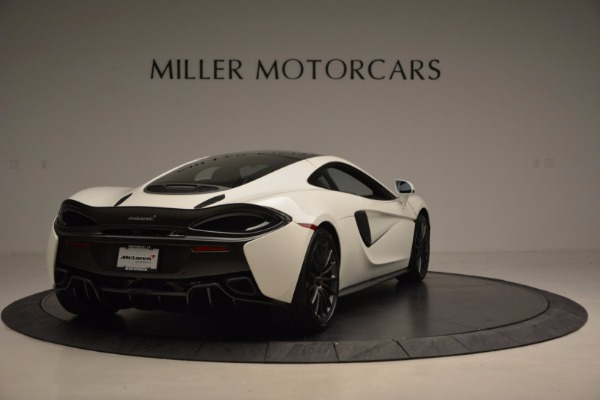 Used 2017 McLaren 570GT for sale Sold at Alfa Romeo of Westport in Westport CT 06880 7