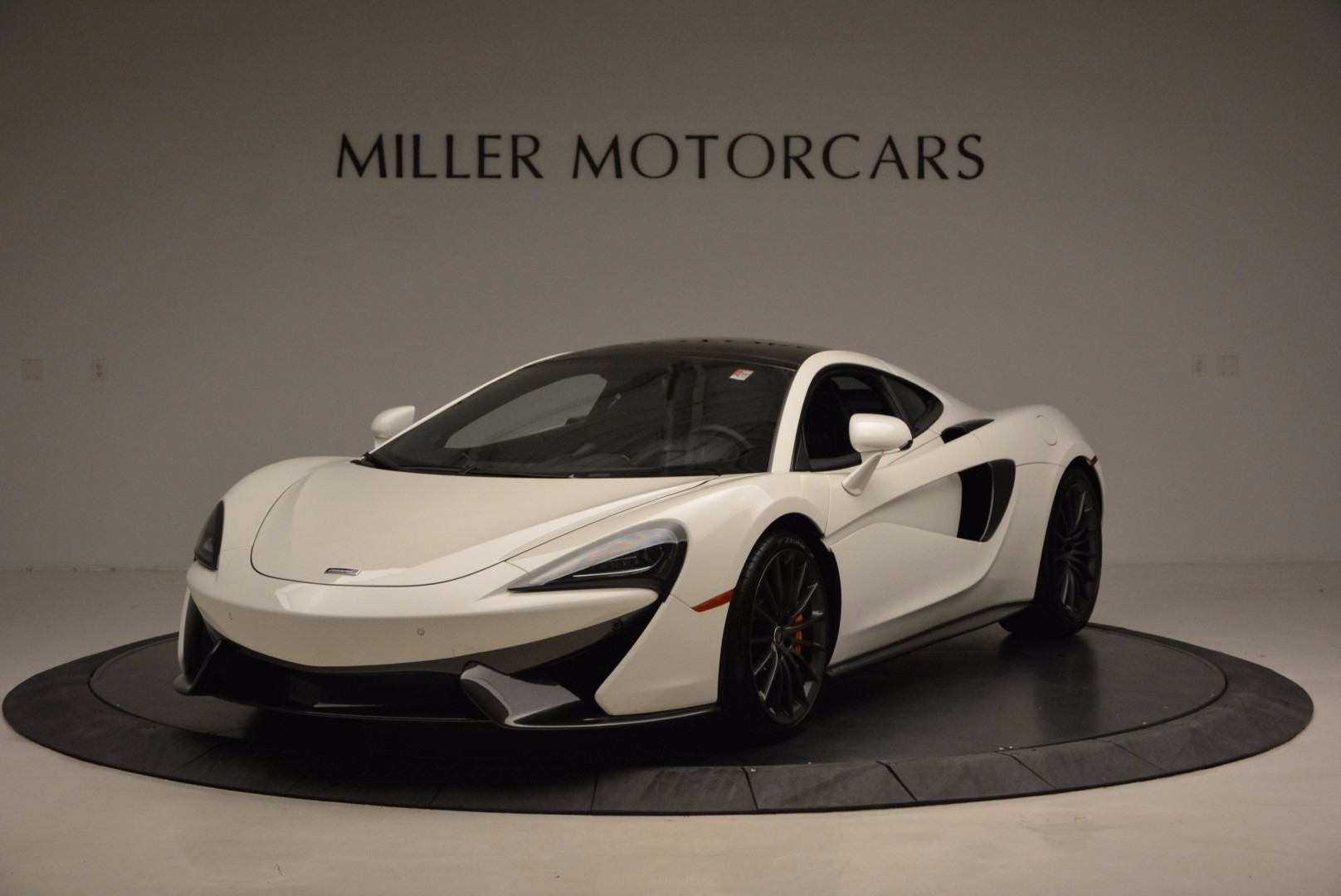 Used 2017 McLaren 570GT for sale Sold at Alfa Romeo of Westport in Westport CT 06880 1