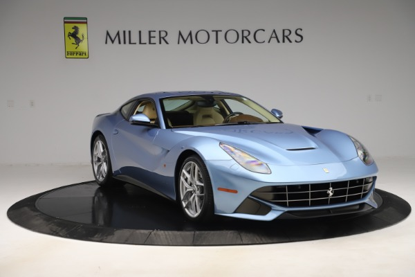 Used 2015 Ferrari F12 Berlinetta for sale Sold at Alfa Romeo of Westport in Westport CT 06880 11