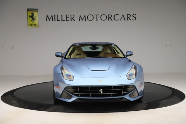Used 2015 Ferrari F12 Berlinetta for sale Sold at Alfa Romeo of Westport in Westport CT 06880 12