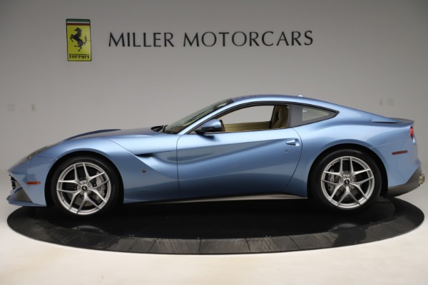 Used 2015 Ferrari F12 Berlinetta for sale Sold at Alfa Romeo of Westport in Westport CT 06880 3