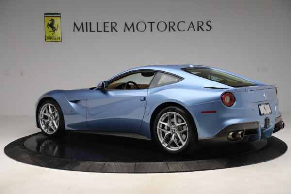 Used 2015 Ferrari F12 Berlinetta for sale Sold at Alfa Romeo of Westport in Westport CT 06880 4