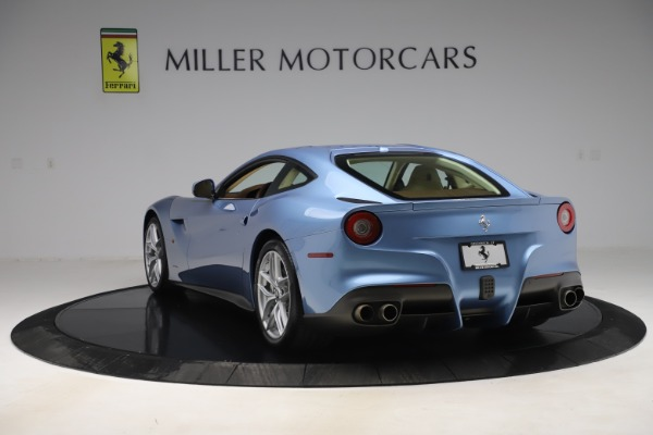 Used 2015 Ferrari F12 Berlinetta for sale Sold at Alfa Romeo of Westport in Westport CT 06880 5