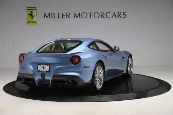Used 2015 Ferrari F12 Berlinetta for sale Sold at Alfa Romeo of Westport in Westport CT 06880 7