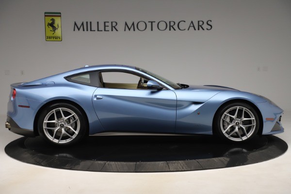 Used 2015 Ferrari F12 Berlinetta for sale Sold at Alfa Romeo of Westport in Westport CT 06880 9