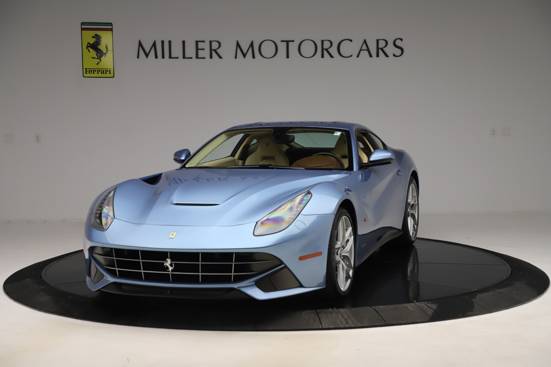 Used 2015 Ferrari F12 Berlinetta for sale Sold at Alfa Romeo of Westport in Westport CT 06880 1