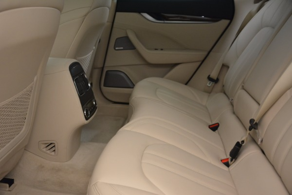 Used 2017 Maserati Levante S for sale Sold at Alfa Romeo of Westport in Westport CT 06880 17