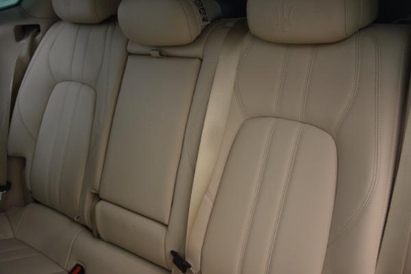 Used 2017 Maserati Levante S for sale Sold at Alfa Romeo of Westport in Westport CT 06880 18