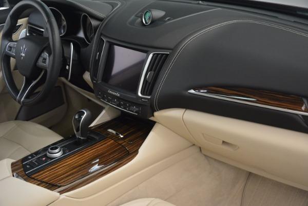Used 2017 Maserati Levante S for sale Sold at Alfa Romeo of Westport in Westport CT 06880 19
