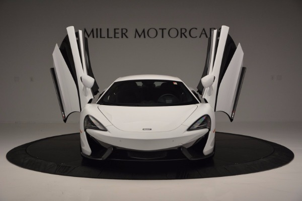 Used 2016 McLaren 570S for sale Sold at Alfa Romeo of Westport in Westport CT 06880 13