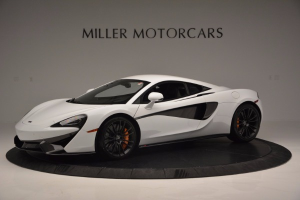 Used 2016 McLaren 570S for sale Sold at Alfa Romeo of Westport in Westport CT 06880 2