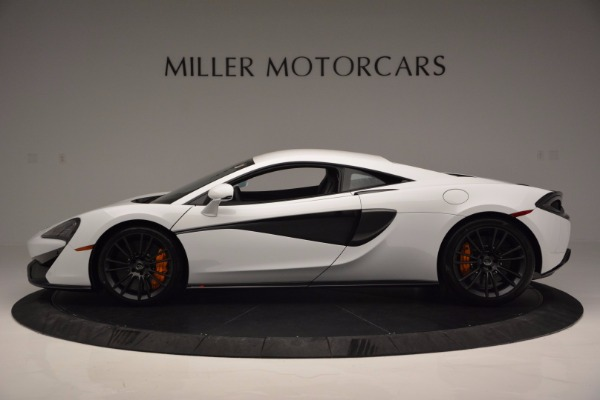 Used 2016 McLaren 570S for sale Sold at Alfa Romeo of Westport in Westport CT 06880 3