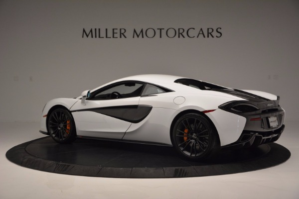 Used 2016 McLaren 570S for sale Sold at Alfa Romeo of Westport in Westport CT 06880 4
