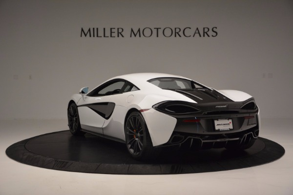 Used 2016 McLaren 570S for sale Sold at Alfa Romeo of Westport in Westport CT 06880 5