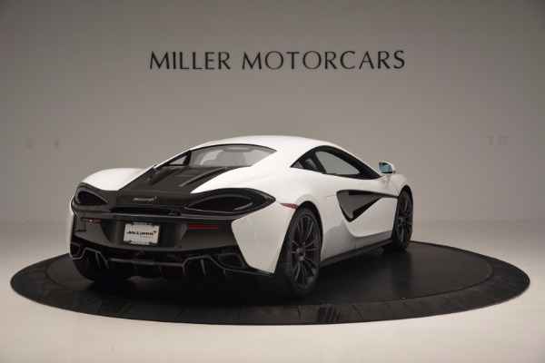 Used 2016 McLaren 570S for sale Sold at Alfa Romeo of Westport in Westport CT 06880 7