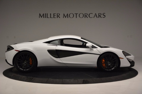 Used 2016 McLaren 570S for sale Sold at Alfa Romeo of Westport in Westport CT 06880 9