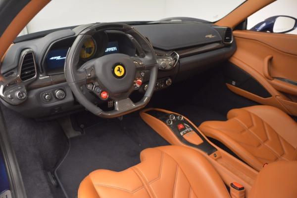 Used 2013 Ferrari 458 Italia for sale Sold at Alfa Romeo of Westport in Westport CT 06880 13