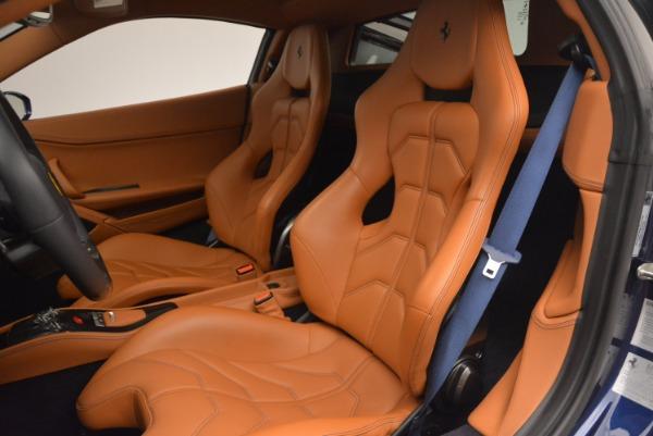 Used 2013 Ferrari 458 Italia for sale Sold at Alfa Romeo of Westport in Westport CT 06880 15