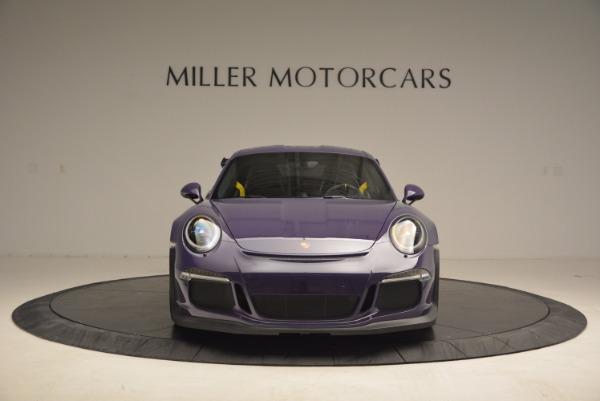 Used 2016 Porsche 911 GT3 RS for sale Sold at Alfa Romeo of Westport in Westport CT 06880 12
