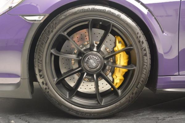 Used 2016 Porsche 911 GT3 RS for sale Sold at Alfa Romeo of Westport in Westport CT 06880 13