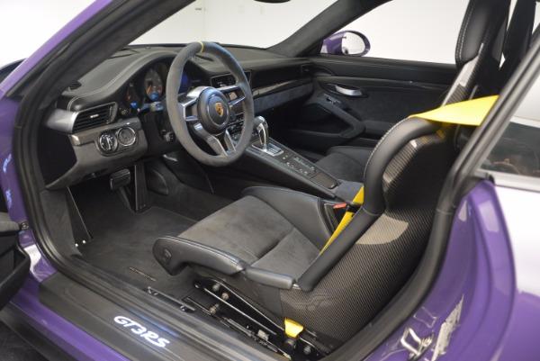 Used 2016 Porsche 911 GT3 RS for sale Sold at Alfa Romeo of Westport in Westport CT 06880 15