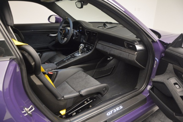 Used 2016 Porsche 911 GT3 RS for sale Sold at Alfa Romeo of Westport in Westport CT 06880 19