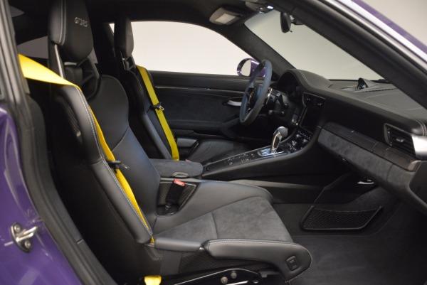 Used 2016 Porsche 911 GT3 RS for sale Sold at Alfa Romeo of Westport in Westport CT 06880 20