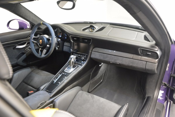 Used 2016 Porsche 911 GT3 RS for sale Sold at Alfa Romeo of Westport in Westport CT 06880 21
