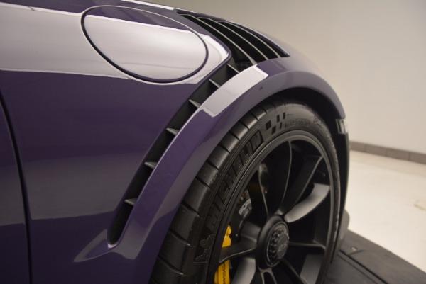 Used 2016 Porsche 911 GT3 RS for sale Sold at Alfa Romeo of Westport in Westport CT 06880 23