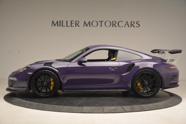 Used 2016 Porsche 911 GT3 RS for sale Sold at Alfa Romeo of Westport in Westport CT 06880 3