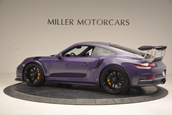 Used 2016 Porsche 911 GT3 RS for sale Sold at Alfa Romeo of Westport in Westport CT 06880 4