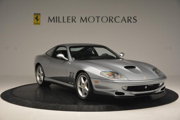 Used 1997 Ferrari 550 Maranello for sale Sold at Alfa Romeo of Westport in Westport CT 06880 11
