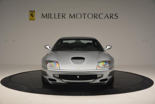 Used 1997 Ferrari 550 Maranello for sale Sold at Alfa Romeo of Westport in Westport CT 06880 12