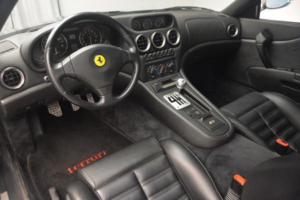 Used 1997 Ferrari 550 Maranello for sale Sold at Alfa Romeo of Westport in Westport CT 06880 13