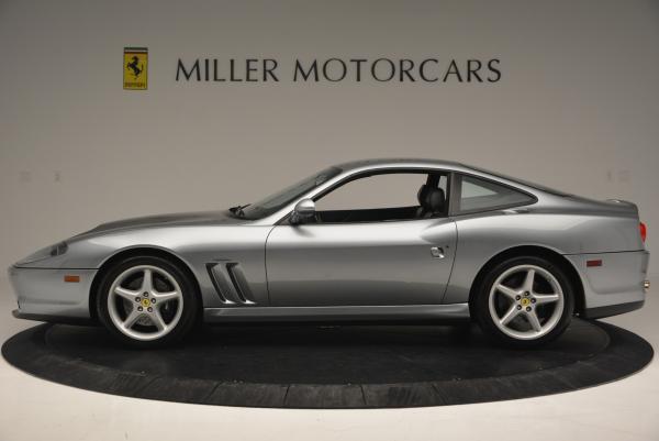 Used 1997 Ferrari 550 Maranello for sale Sold at Alfa Romeo of Westport in Westport CT 06880 3