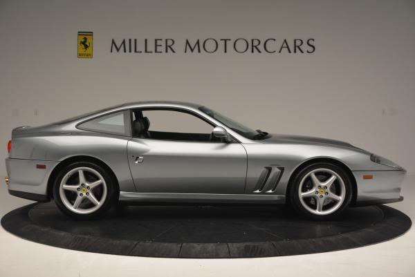 Used 1997 Ferrari 550 Maranello for sale Sold at Alfa Romeo of Westport in Westport CT 06880 9