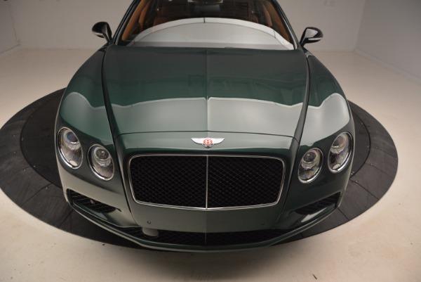 New 2017 Bentley Flying Spur V8 S for sale Sold at Alfa Romeo of Westport in Westport CT 06880 13