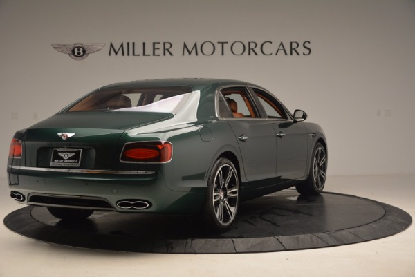 New 2017 Bentley Flying Spur V8 S for sale Sold at Alfa Romeo of Westport in Westport CT 06880 7