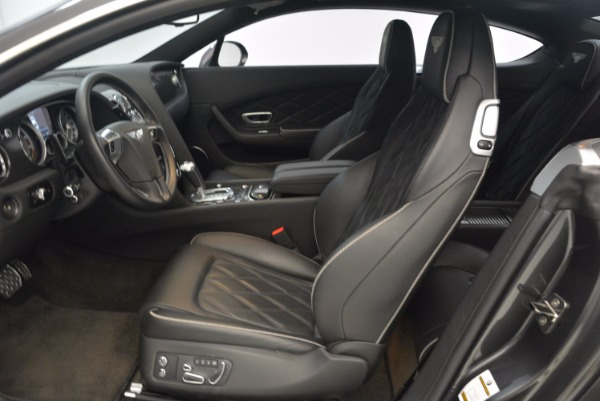 Used 2014 Bentley Continental GT Speed for sale Sold at Alfa Romeo of Westport in Westport CT 06880 20