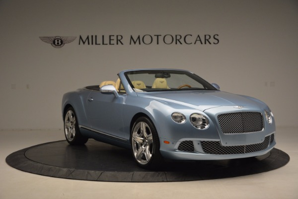 Used 2012 Bentley Continental GTC W12 for sale Sold at Alfa Romeo of Westport in Westport CT 06880 11