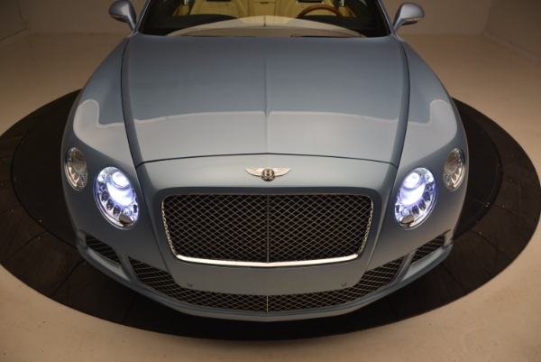 Used 2012 Bentley Continental GTC W12 for sale Sold at Alfa Romeo of Westport in Westport CT 06880 26