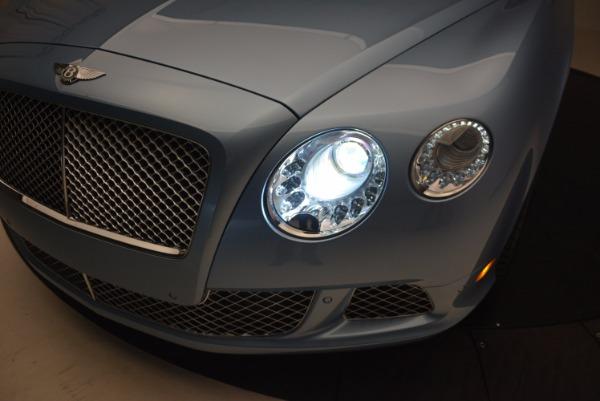 Used 2012 Bentley Continental GTC W12 for sale Sold at Alfa Romeo of Westport in Westport CT 06880 27