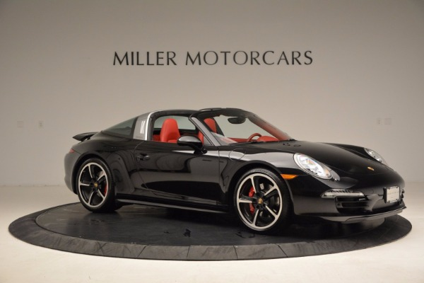 Used 2015 Porsche 911 Targa 4S for sale Sold at Alfa Romeo of Westport in Westport CT 06880 10