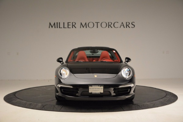 Used 2015 Porsche 911 Targa 4S for sale Sold at Alfa Romeo of Westport in Westport CT 06880 12