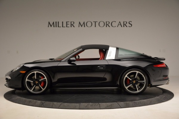 Used 2015 Porsche 911 Targa 4S for sale Sold at Alfa Romeo of Westport in Westport CT 06880 14