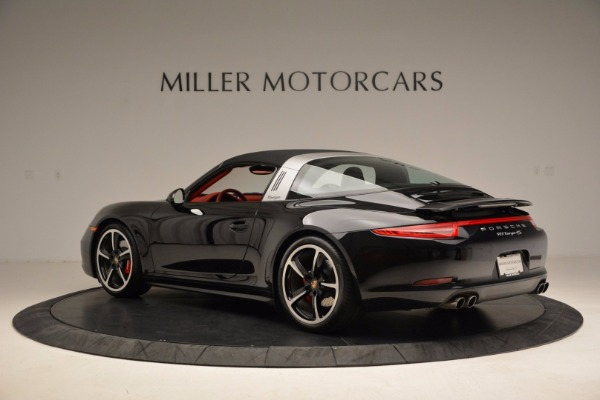 Used 2015 Porsche 911 Targa 4S for sale Sold at Alfa Romeo of Westport in Westport CT 06880 15