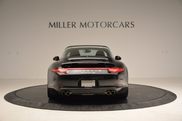 Used 2015 Porsche 911 Targa 4S for sale Sold at Alfa Romeo of Westport in Westport CT 06880 16