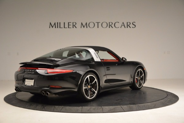 Used 2015 Porsche 911 Targa 4S for sale Sold at Alfa Romeo of Westport in Westport CT 06880 17