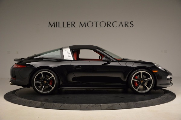Used 2015 Porsche 911 Targa 4S for sale Sold at Alfa Romeo of Westport in Westport CT 06880 18
